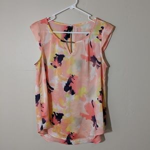 BCX Watercolor Top, Size Small